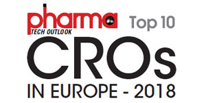 Top 10 CROs in Europe - 2018