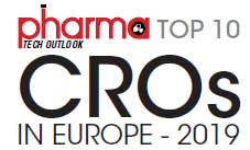 Top 10 CROs in Europe - 2019